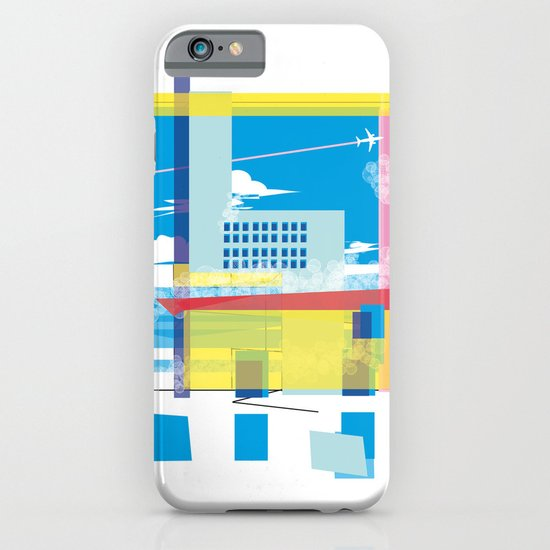 funky town iPhone & iPod Case