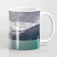 Schlegeis Lake, Austria | Panorama Mug