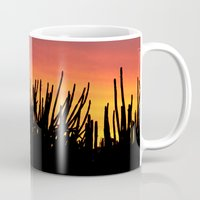 Catching fire Mug
