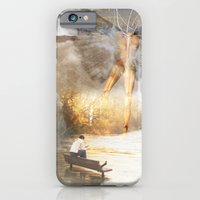 iPhone & iPod Case featuring The Sacred and the Mundane by Daniel Donnelly