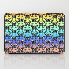 Butterfly pattern in color iPad Case
