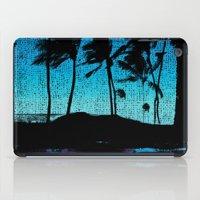 Hawaii Lap iPad Case