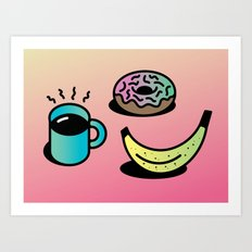 Morning Still Life Art Print