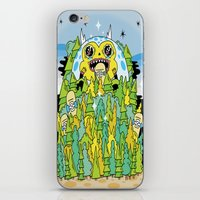 The Monster Of Skate For… iPhone & iPod Skin