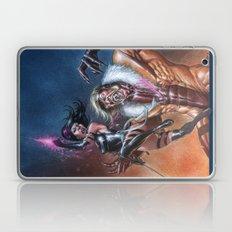 Psylocke vs Sabretooth Laptop & iPad Skin