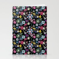 The Poppy Is Also A Flow… Stationery Cards