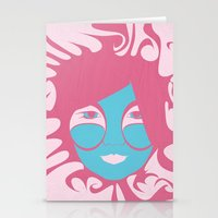 Bjork: All is Full of Love Stationery Cards