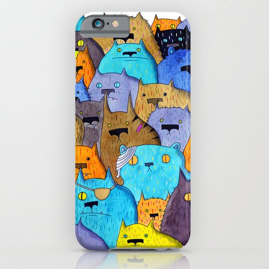 The Cats Of Verdun iPhone & iPod Case