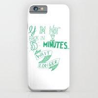 ace ventura iPhone 6 Slim Case