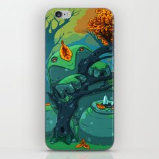 End of Fall iPhone & iPod Skin