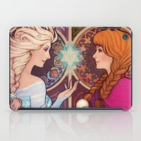 Let Me In iPad Case