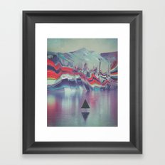 SCRAMJET70 (everyday 01.… Framed Art Print