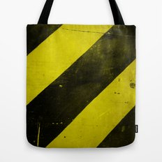Warning II! Tote Bag