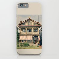 iPhone Cases featuring Morningtide by Maggie Green