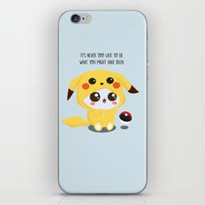 Cutie Matutina iPhone & iPod Skin