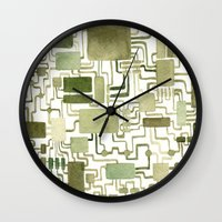 #17. JONNY - Microchip Wall Clock