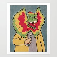 Dennis Art Print