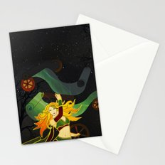 Superhero Stationery Cards