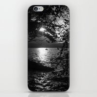 The Flood. iPhone & iPod Skin