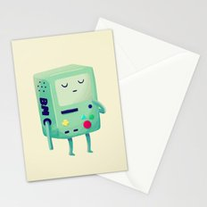 Who Wants To Play Video Games? Stationery Cards