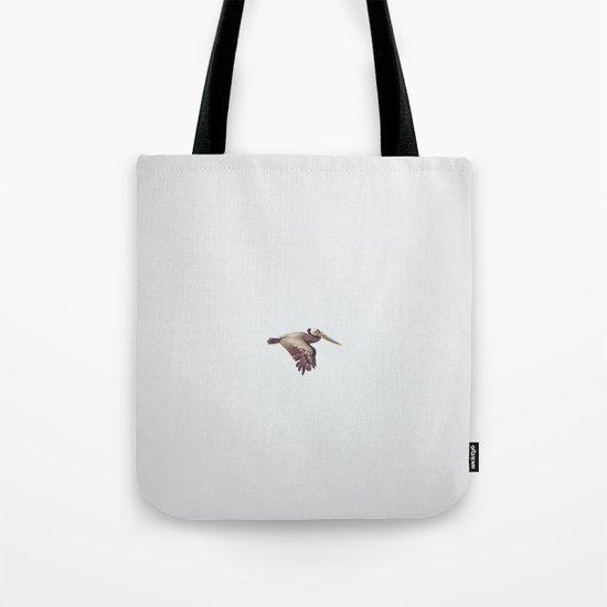 Solo Flight Tote Bag