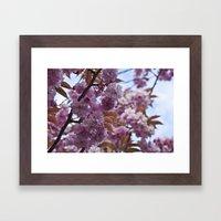 Spring is Near II Framed Art Print