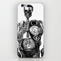 Mike Tyson iPhone & iPod Skin