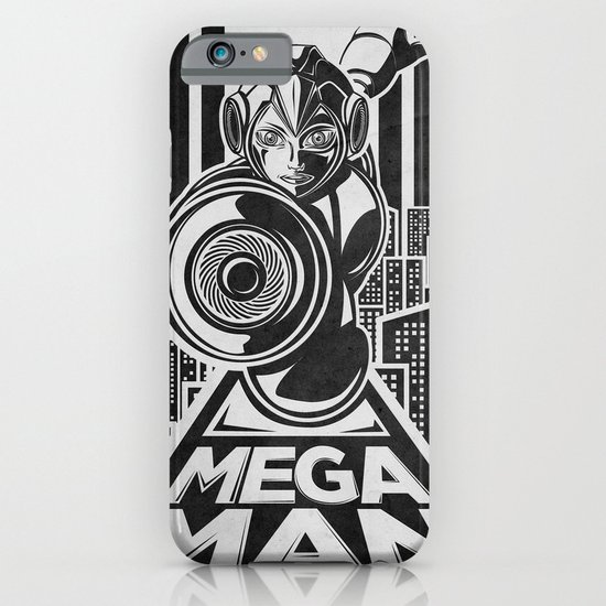 Megaman. In the year 20xx iPhone & iPod Case