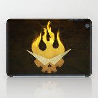 Gurren Lagann Movie Post… iPad Case