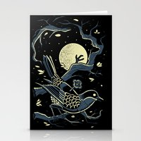 Wind Up Bird Chronicle -… Stationery Cards