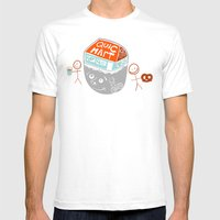 I Are Convenience Mens Fitted Tee White SMALL