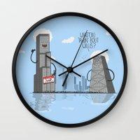 Whatchu' Talkin Bout Wil… Wall Clock