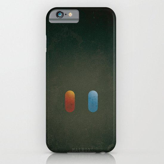 SMOOTH MINIMALISM - Matrix iPhone & iPod Case