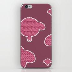 Wooly Sheep - 3 iPhone & iPod Skin