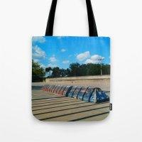 #SKATE PARC ORLANDO FLORIDA, USA by Jay Hops Tote Bag