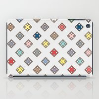 Colors in the city iPad Case