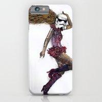 Stormtrooper girl iPhone 6 Slim Case