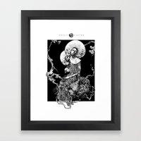 Debra Framed Art Print