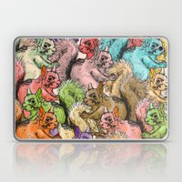 Squirrels Parade Laptop & iPad Skin