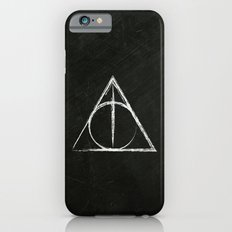 Deathly Hallows (Harry P… iPhone 6 Slim Case
