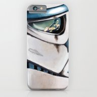 iPhone & iPod Case featuring Stormtrooper by Mel Hampson