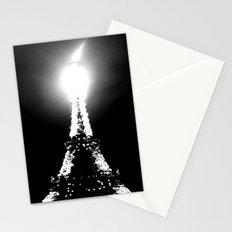 BLACK PARIS Stationery Cards