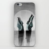 Experimental - Strange W… iPhone & iPod Skin