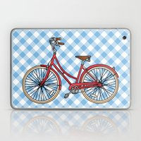 His Bicycle Laptop & iPad Skin