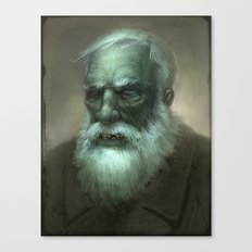 Old Dead Guy Canvas Print