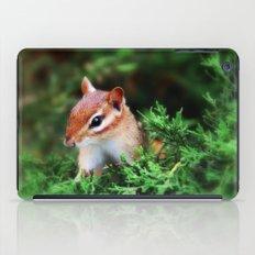 Chipmunk iPad Case