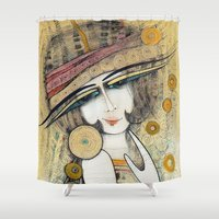 Boucle D'or Shower Curtain
