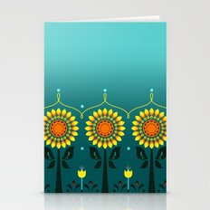 Sunflower Fever Stationery Cards