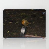 Resting Robin iPad Case