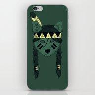 Green Skin iPhone & iPod Skin